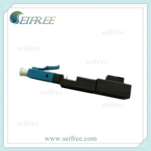 Field Installable Plastic FTTH Optical Fiber Fast Connector pictures & photos