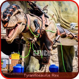 Jurassic Park High Simulation Life Size Dinosaur pictures & photos