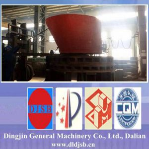 Hot Steam Boiler End Cones (Q345R) pictures & photos