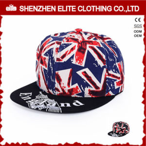 Custom Logo Unstructured Snapback Caps Factory China pictures & photos
