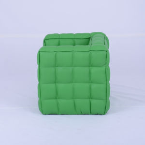 Green Color Modern Kids Sofa/ Children Furniture pictures & photos