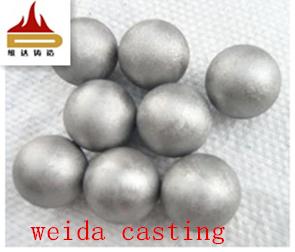 Steel Grinding Media Ball 55HRC-67HRC