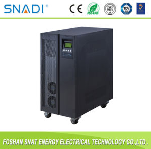 6kw /8kw/10kw/20kw Pure Sine Wave 220VAC/230VAC Power Frequency Inverter pictures & photos