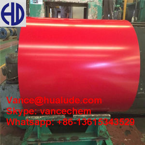 Prepainted Galvanized Steel Coil Z275, Color Coated Galvanized Steel Coil pictures & photos