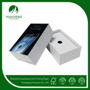 Custom Print Cardboard Paper Promotional Packaging Box for Products (HC0037)