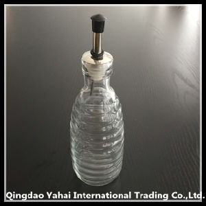 260ml Oiler Glass Storage Bottle pictures & photos