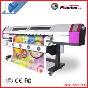 1.8m Galaxy Digital Large Format Eco-Solvent Printer with Epson Dx5 Head (UD-1812LC) pictures & photos