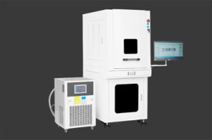 PP Plastic UV Laser Marking Machine pictures & photos