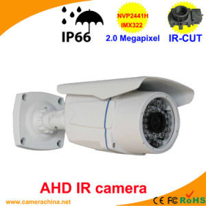30m IR Weatherproof 2.0 Megapixel Ahd Camera pictures & photos