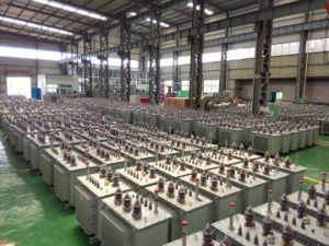 11kv Transformer Three-Phase Voltage Distribution 250kVA Power Transformer pictures & photos