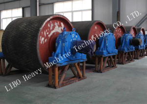 30000h Pulley/ Heavy Pulley/ Drive Pulley/ Lagged Pulley for Conveyor pictures & photos