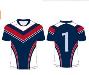 Customized Rugby Wear, Sublimation Rugby Uniforms, Cheap Rugby Team Set pictures & photos