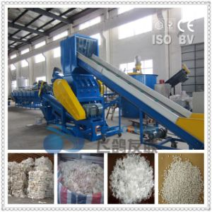 Wasteused PE PP Film Pet Bottle Recycling Machine Plant pictures & photos