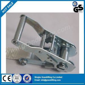 2′′polyester Lashing Tie Down Strap Cargo Restraints pictures & photos