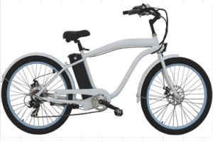 Electric Beach Bike with Lithium Battery pictures & photos