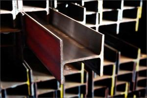 Steel H Beam From China Tangshan Manufacturer pictures & photos