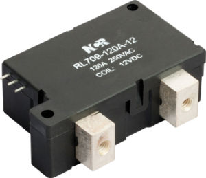 1-Phase 12V Magnetic Latching Relay (NRL709D) pictures & photos