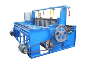 Semi Automatic Crimped Rolling Wire Mesh Machine pictures & photos