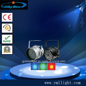 54PCS*3W RGB (W/A) or 36PCS*3W Rbg (W/A) PAR Can LED Lamp pictures & photos