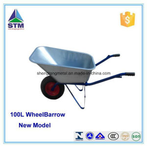 Top Selling Products Construction Wheelbarrow pictures & photos