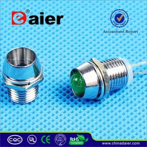 Daier Mlh-5 5mm Chrome LED Lamp Holder (MLH-5) pictures & photos