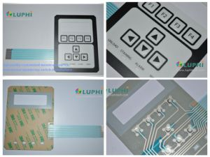 Customized Silk Screen Printed Membrane Control Switch Panel pictures & photos