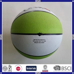 Newst Design Rubber Basketball Size: 1#2#3#4#5#6#7 pictures & photos