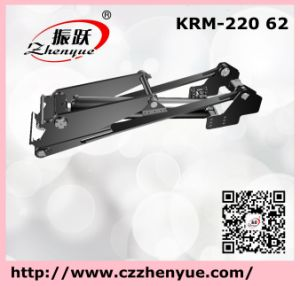 Krm-220 62′ Series Hydraulic Cylinder Used in The Lifting System of All Kinds of Dump Truck