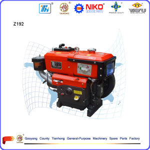 Single Cylinder Disel Engine Z192f pictures & photos