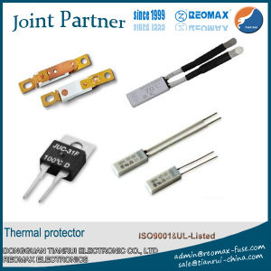 Temperature Switch Thermal Protector Fuse pictures & photos