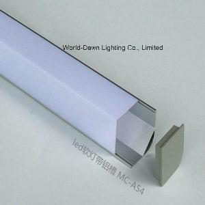 2016 LED Strip Light Aluminum Profile (WD-A54-2) pictures & photos
