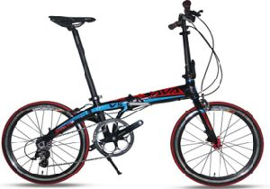 En-V5-451-9s Folding Bike with Parts pictures & photos