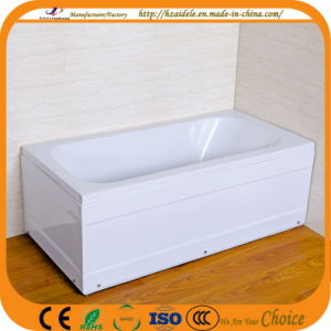 Bathroom Square Simple Bathtub (CL-711) pictures & photos