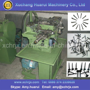 Automatic Low Noize Shoe Nail Making Machine Manufacture pictures & photos