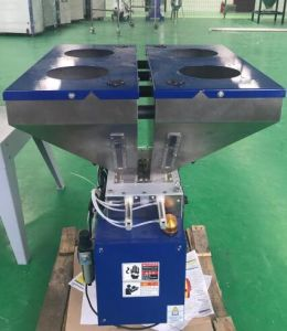 Plastic Material Mixer Machine and Dosing Machine Mixing Gravimetric Blender pictures & photos
