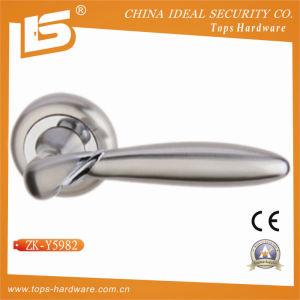 Aluminum Door Handle. Zamak Door Handle (AL-Y5630) pictures & photos
