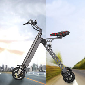 Cheap Price Fashion 8 Inch Folding Electric Bike/ E-Bicycle pictures & photos