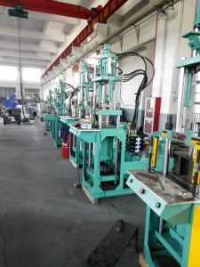 Vertical Plastic Injection Molding Machine