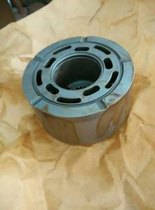 Kyb Hydraulic Diesel Cylinder Block for Excavator with Best Price pictures & photos
