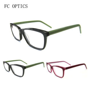 Lovely Color Design Optical Frame for Unisex pictures & photos