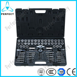 75-Piece Tap and Die Set Unc / Unf Standard pictures & photos