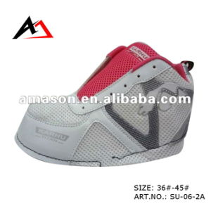 Semi Shoes Upper Best Quality Breathable (SU-06-2A) pictures & photos