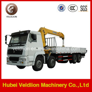 3-25 Ton Truck with Crane, Truck Crane, Truck Mounted Crane pictures & photos