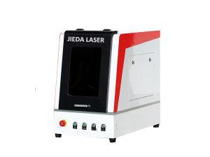 Mini Desktop-Style Fiber CO2 Laser Marking&Engraving Machine pictures & photos