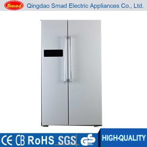 Double Door Side by Side Refrigerator (HC-698WE) pictures & photos
