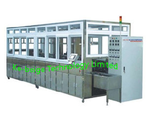Ultrasonic Cleaning Machine Ultrasonic Equipment for Optical Products Cleaning pictures & photos