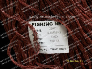 210d/4ply Nylon Multifilament Fishing Net pictures & photos
