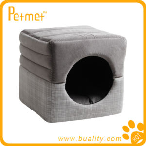 Convertible Cube Pet Bed with Removable Cushion (PT59360)