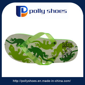 Hot Selling EVA Adult Cartoon Slippers, Child Rubber Slipper pictures & photos