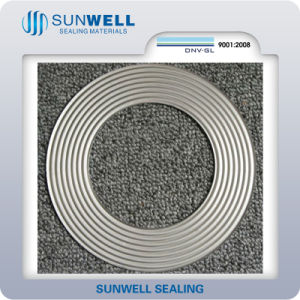 Corrugated Metal Gasket pictures & photos